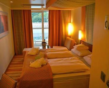 Reisebericht AIDA Cruises  - Anreise und Cabine auf AIDAluna - Teil1