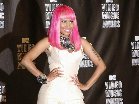 Nicky Minaj MTV VMA 2010