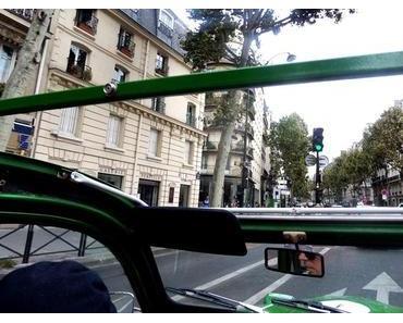 Pourqouis pas? Pariser Luft für einen Tag