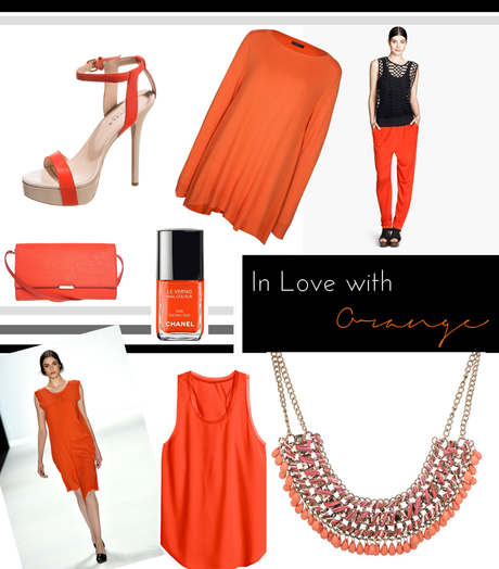 Trend View: In Love with Orange