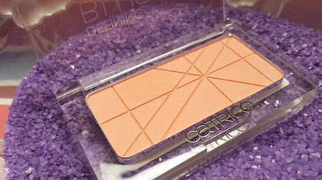 [NEU] Review & Swatch: Catrice Defining Blush - 090 Mandy-Rine