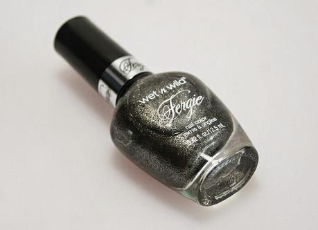 Wet n Wild Fergie Collection • Nail Color Heels of Steel