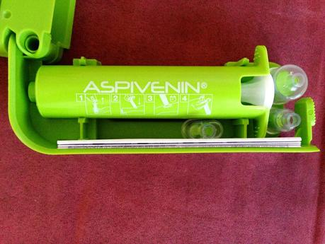 Aspivenin Kit - Test von Coolbrandz