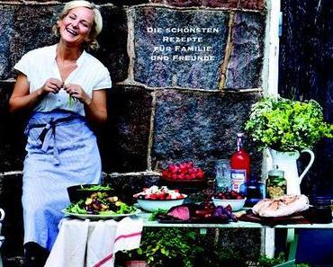 [BOOKREVIEW] Lisa Lemkes Sommerküche und Erdbeer - Vanille Küchlein
