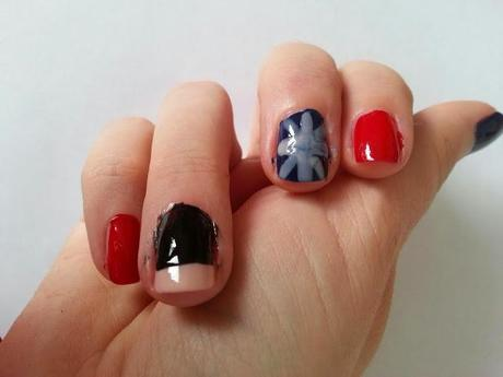 {Tutorial} England Nails