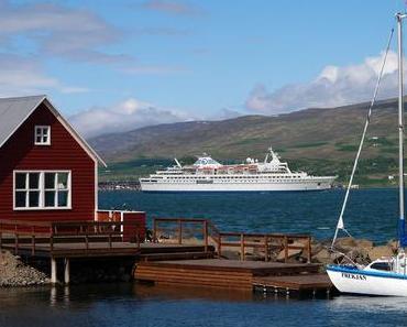 Passat Kreuzfahrten: MS Delphin kommt auch 2015, nicht nach Deutschland zurück...