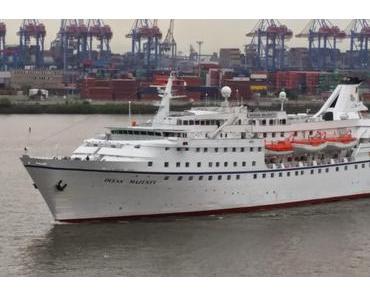 Kurz - Test - Besuch auf der MS Ocean Majesty von Hansa Touristik in Hamburg!