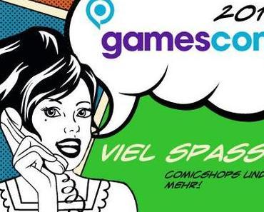 Gamescom 2014 – Was ist los in Köln? Und wo gibt's Nerd-Shops in Köln?