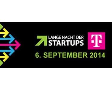 Berlinspiriert Lifestyle: Die Lange Nacht der Startups (Verlosung)