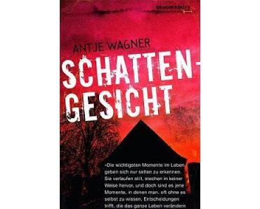 Schattengesicht von Antje Wagner