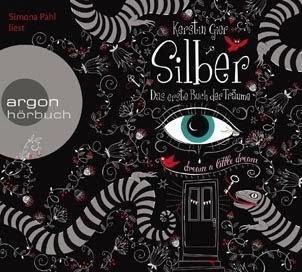 Silber – Das erste Buch der Träume von Kerstin Gier
