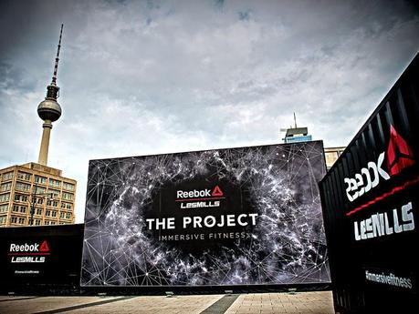 Les Mills & Reebok - The Project: IMMERSIVE FITNESS™