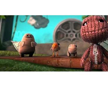 """Hennes Bender spricht Bösewicht """"Newton"""" in LittleBigPlanet 3"""