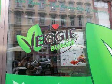Veganes Burger Restaurant in Wien, Margareten!