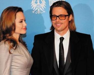 Brad Pitt und Angelina Jolie: Endlich getraut