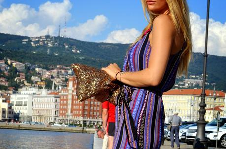 Thursday to go: Maxidress in Triest