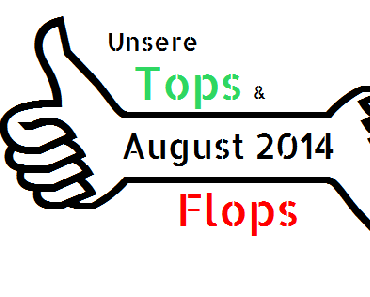 Specials: Von Waschbären, Robin Williams und verdammt große Heuschrecken - Unsere Tops & Flops des August 2014