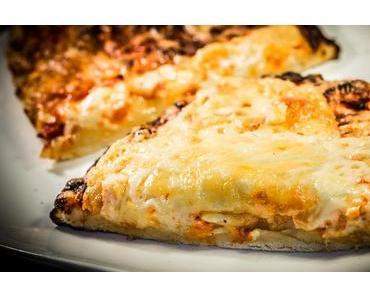 Tag der Käsepizza – der amerikanische National Cheese Pizza Day