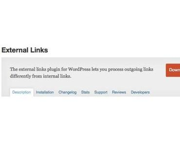 Nofollow Links in WordPress