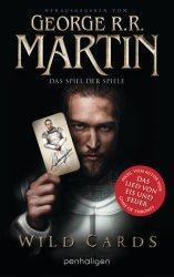 """[Rezension] """"Wild Cards – Das Spiel der Spiele"""", George R.R. Martin (Penhaligon)"""