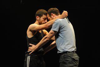 "Tanztheater International Hannover, 2014: Sheinfeld, Laor ""Ship of Fools""; Kogan ""We Love Arabs"""