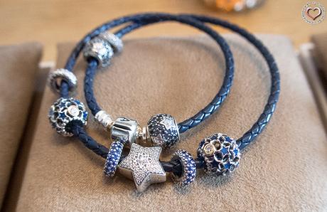 pandora leder armband charms