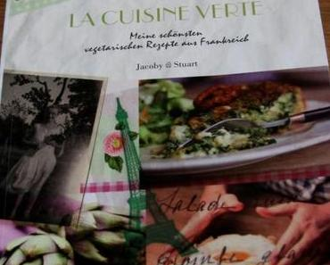 Französisch vegetarisch: Meine Rezension von La Cuisine Verte