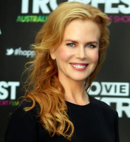 Nicole Kidman beim Movie Extra Tropfest 2012.