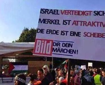 Berlin: Prozionistische Demonstration für Apartheit und Krieg (Unterstützerliste)