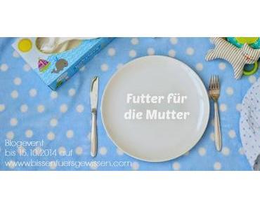"""vegane Scones - Blogevent """"Futter für die Mutter"""""""