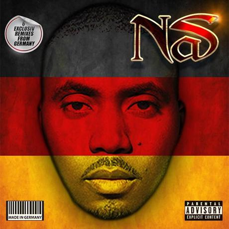 Nas - Made in Germany Remix EP 2014
