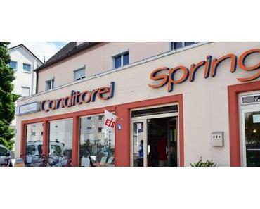 Glutenfrei unterwegs: Konditorei Spring in Augsburg