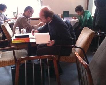 Entwurf zu einem #Kaffeehaus-RomanVon Günter Verdin