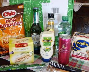 Brandnooz Box August 2014 - Genuesse im Erntemonat
