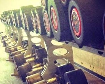 Fitnessübung: Kettlebell Swing