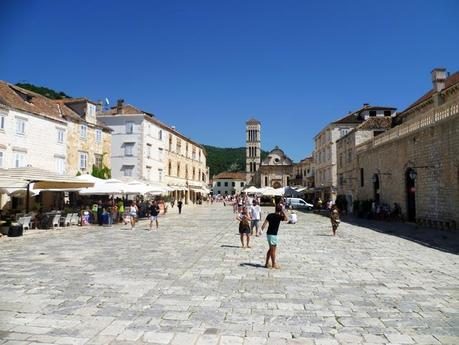 Hvar Main Place