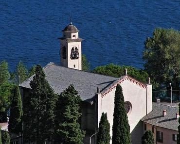 Die Fresken der Kirche Santa Maria Assunta in San Siro am Comer See