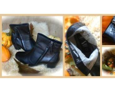 Gewappnet für den Herbst?…erst mal Schuhe aufstocken :-)