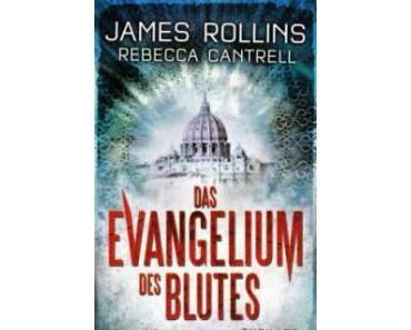 """Leserrezension zu """"Das Evangelium des Blutes"""" von J. Rollins, R. Cantrell"""