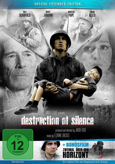 Destruction of Silence Kritik Review Filmkritik