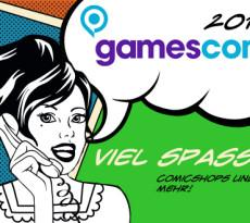 Gamescom 2014 Köln Nerd Shops Comic Buchläden Events