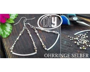 [diy] Ohrringe selber machen