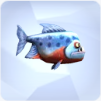 Piranha in The Sims 4