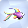 Rainbow Fish in The Sims 4