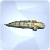 Wolf Eel in The Sims 4