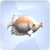 Kissing Gourami in The Sims 4