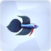 Betta in The Sims 4