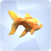 Goldfish in The Sims 4