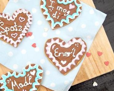 [Bookreview] Kekskunst und Oktoberfestkekse + Give Away!