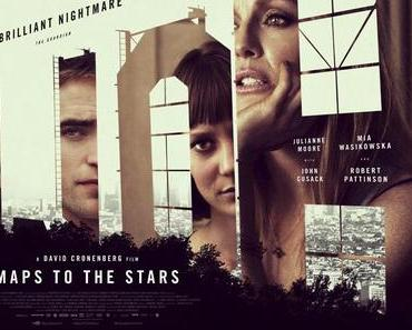 Review: MAPS TO THE STARS - Das kalte Herz von Hollywood brennt!